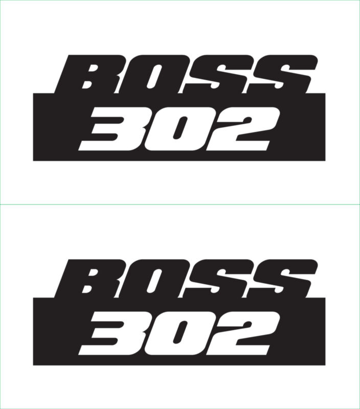 Boss 302 Decal  Ebay. Truborn Murals. Walk Signs Of Stroke. Resistance Murals. Happy Face Decals. Mustache Banners. Please Signs Of Stroke. Symptom Postpartum Depression Signs. Apron Signs
