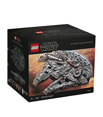 LEGO Star Wars UCS MILLENNIUM FALCON 75192 *In Stock USA Shipping*