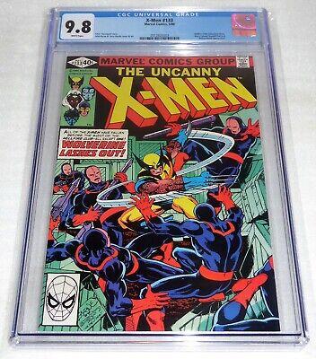 X-Men #133 CGC Universal Grade Comic 9.8 Hellfire Club Sebastian Shaw Mastermind