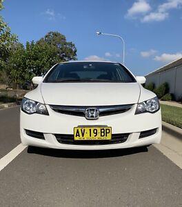 2008 Honda Civic VTi-L MY08 Automatic Sedan