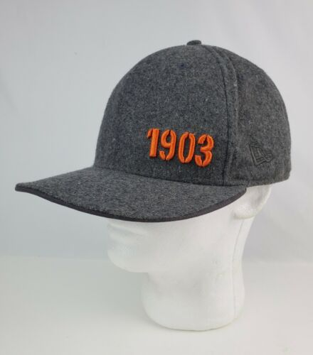 Harley-Davidson 1903 Hat New Era Fitted 7 1/2 XL embroidered preowned 59fifty