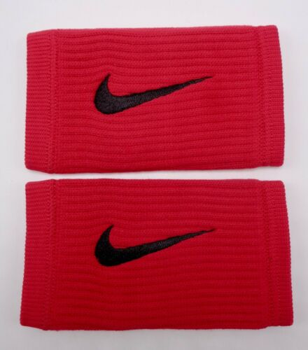 Nike Reveal DW Doublewide Wristbands University Red/Black