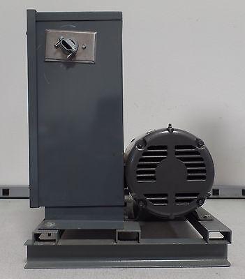 Steelman Rotary Phase Converter Model R-36-230-ld