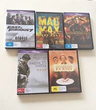 DVD set of 5 Dulwich Hill Marrickville Area Preview
