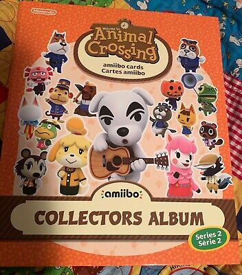 Animal Crossing Amiibo Cards - Series 2 (#101-200) [US Version] Never Scanned!