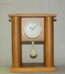 Michael Graves AM-PM mantel clock for Projects