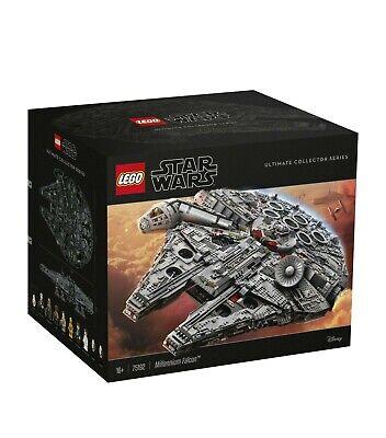 LEGO Star Wars MILLENNIUM FALCON UCS 75192 *Sealed in Original Shipping Box*