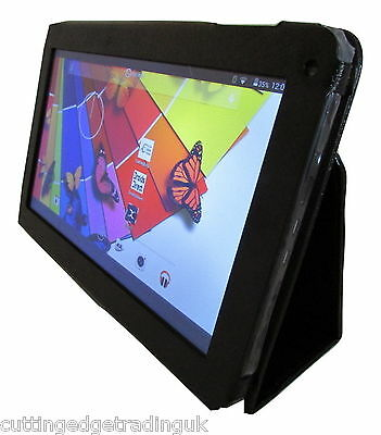 """10.1"""" Folio Case for NovaPad Android Tablet PC A31S A33 A64 A83T PU Leather Like"""