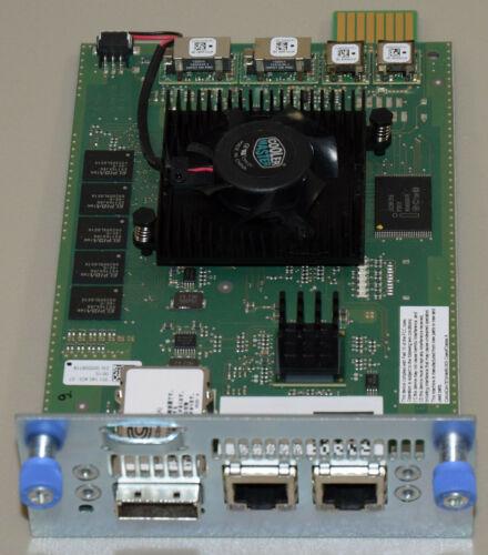 Dell Powervault TL2000 TL4000 iSCSI to SAS Bridge Controller Card Module J092J