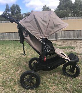 Baby Jogger City elite jogging pram stroller