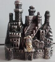 Ceramica Decorativa S. Marino - Contenitore Per Liquore - Con Rubinetto -  - ebay.it