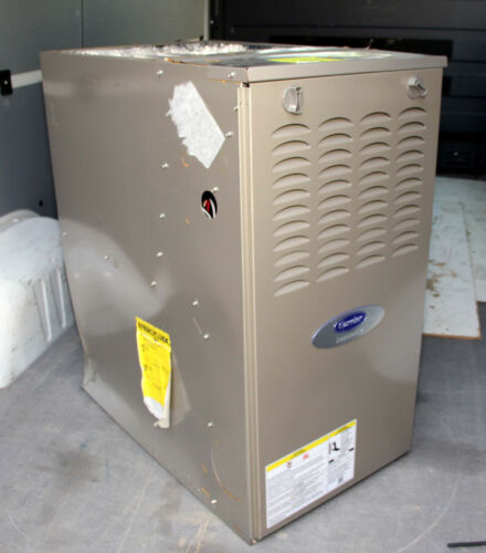 Carrier Infinity 80% AFUE 70000 btuh 2-Stage Variable Speed Gas Furnace