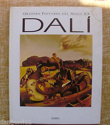 Grandes pintores del S. XX/ Dalí/ Globus Comunicación/ 1994/ Tomo 3