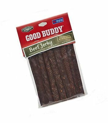 - Good Buddy Natural Beef Jerky Dog Treats, 3-Ounce Packages (Pack of 6)