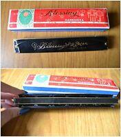 Antica Armonica Blessing Made In China Harmonica Strumento Musicale Con Scatola -  - ebay.it