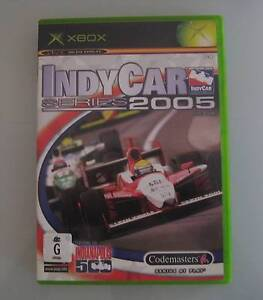INDY CAR SERIES 2005 - MICROSOFT XBOX & XBOX 360 Algester Brisbane South West Preview