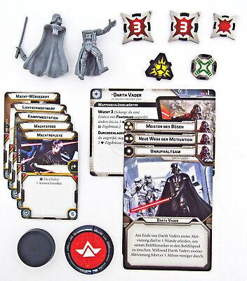 Darth Vader inkl. Zubehör   Star Wars Legion Grundspiel