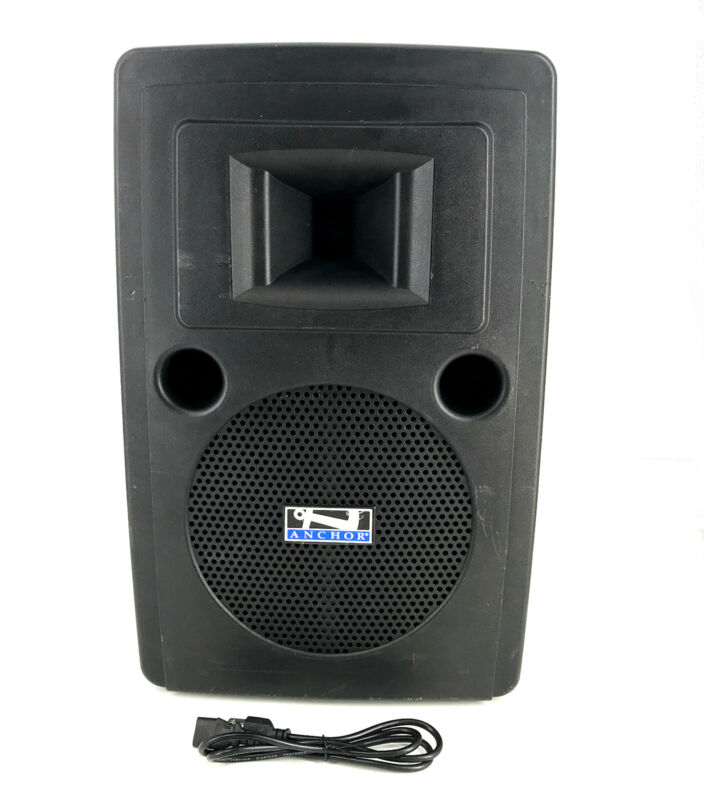 Liberty Platinum 8000 Speaker w/Built-In CD/MP3 Combo Player & Bluetooth #IS0984