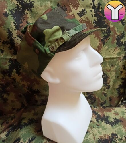 Camouflage M89 cap JNA