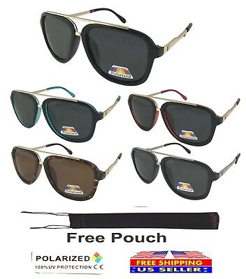 6-12 Pairs Polarized V Vision Best Driving Comfort Sunglasses For Men & Women