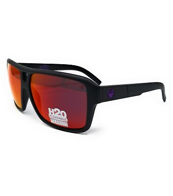 DRAGON Sunglasses THE JAM POLAR 038 Matte H2o Square Unisex (Dragon Jam Sunglasses)