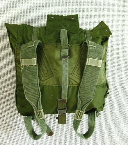 US VIETNAM MARINES USMC M1941 NYLON FIELD PACK