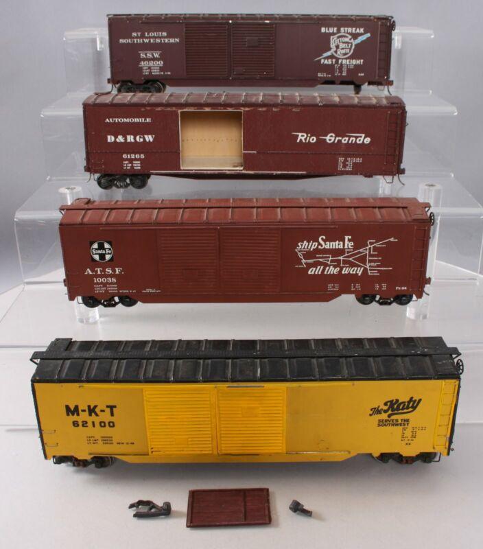 O Scale 2 Rail Freight Cars [4]