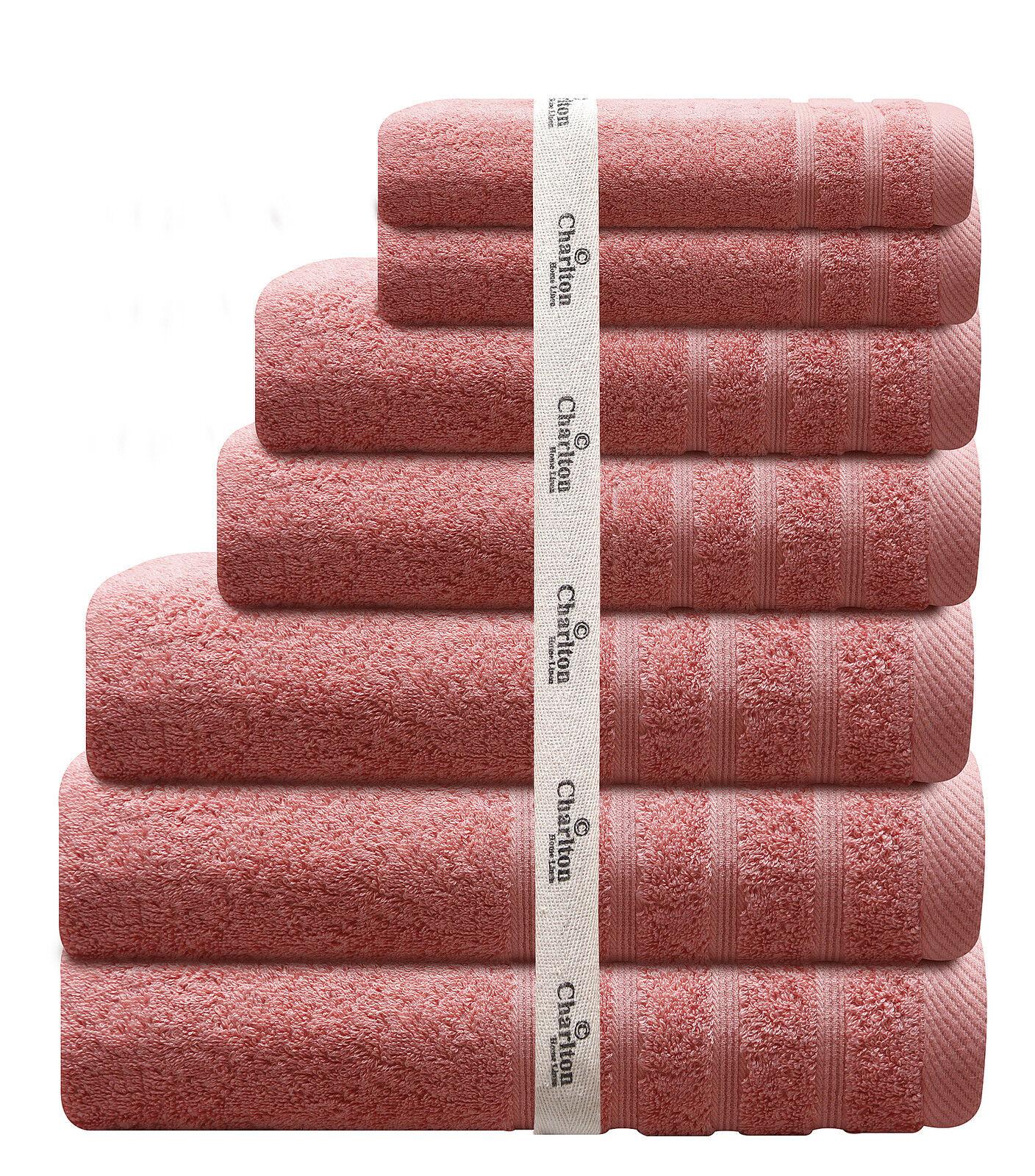 7pce 575gsm Egyptian Cotton Towel Set 2