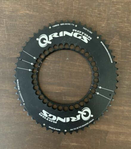 ROTOR Q Rings 55T 130 BCD Chainring New