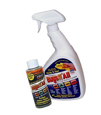 Bugs N All - Best All Purpose Interior & Exterior Vehicle Cleaner & Bug