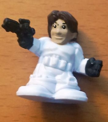 STAR WARS HAN SOLO FIGHTER POD SERIES 1 EXCLUSIVE 44  MICRO ACTION FIGURE 2