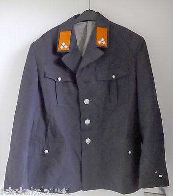 Alte Uniformjacke der Württembergischen Post