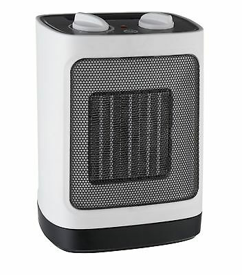 Pro Breeze 2000W Mini Termoventilatore in Ceramica - Oscillazione (k6L)