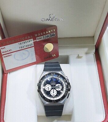 Brand New Omega Constellation Double Eagle Watch(RT:$6700+Tax)