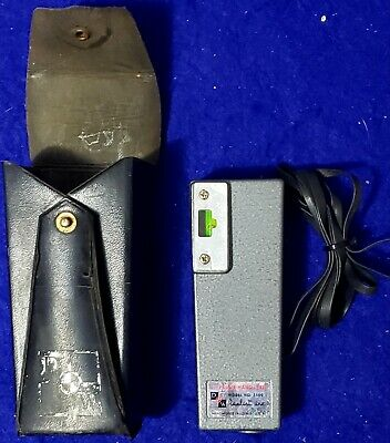 David White 2 12 Power Hand Level Dw Model 5500 With Original Case