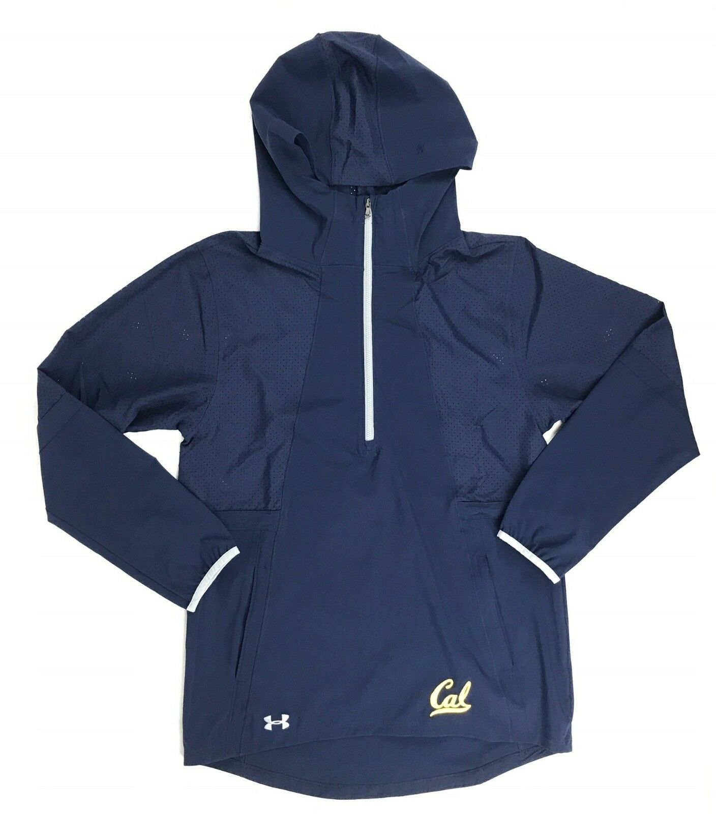 02e0252d65 Under Armour California Cal Bears Warm Up 1/2 Zip Jacket Pullover ...