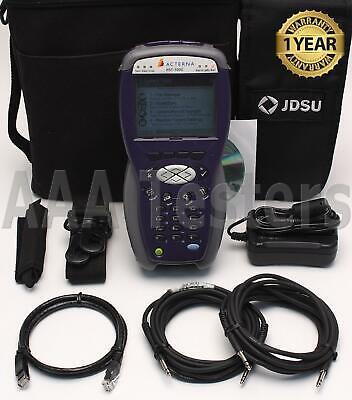 Jdsu Acterna Hst-3000 Tester W Sim T1 Service Module Hst 3000