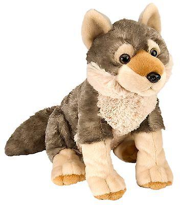 Wild Republic Plüschtier Stofftier Kuscheltier Wolf Simon 30 cm