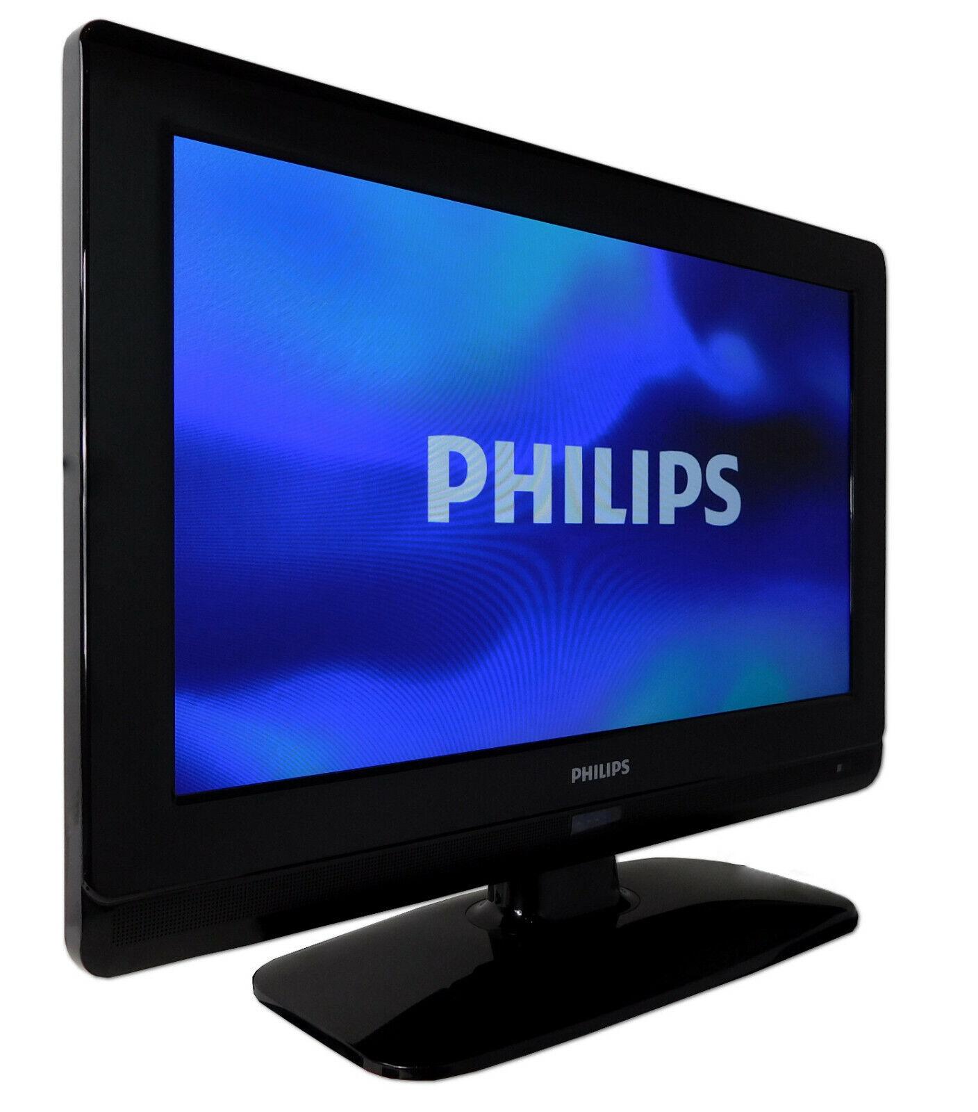 PHILIPS 66 cm (26 Zoll) Fernseher LED-LCD Digital TV mit DVB-C HDMI USB CI MPEG4