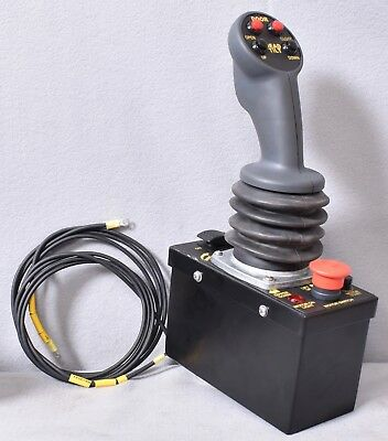 Alamo Joystick Boom Arm Mower Console Assembly 02987829