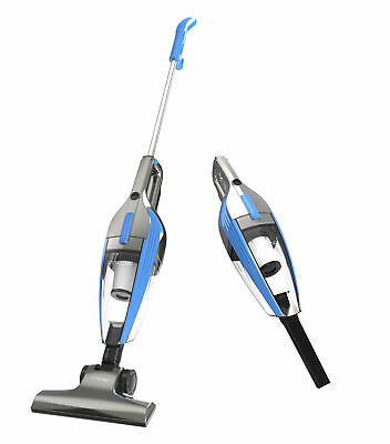 VYTRONIX Upright 2 in 1 Stick Vacuum Cleaner 600W Corded Bagless Handheld Hoover