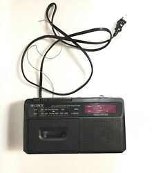 SONY ICF-C620 dual alarm clock radio DREAM MACHINE cassette tape player