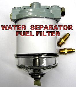DIESEL-WATER-SEPERATOR-FUEL-FILTER-SUIT-NISSAN-PATROL-TOYOTA-LANDCRUISER-ETC