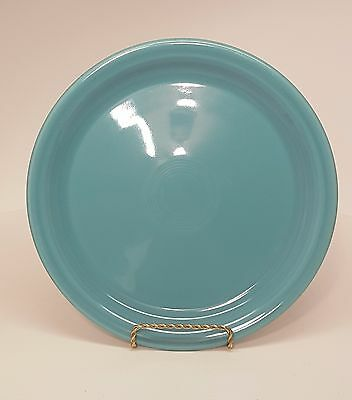 - Fiestaware Turquoise Buffet Plate Fiesta Blue 9 inch plate