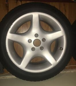 Vr GENUINE HSV clubsport 17inch alloy mag wheels+caps Toukley Wyong Area Preview