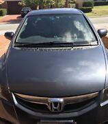 2010 Honda Civic VTI LE Auto Sedan Darch Wanneroo Area Preview