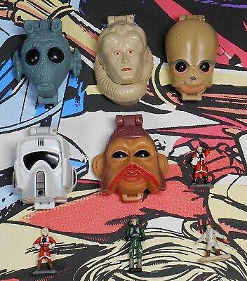Star Wars Micro Machines Toy Figures
