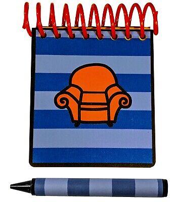 Handcrafted Handy Dandy inspired JOSH Notebook