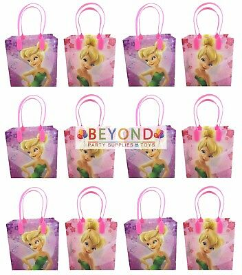 Tinker Bell Goody Bags, Disney Tinkerbell Party Favor Goodie Bags Gift