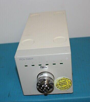 Shimadzu Fcv-14ah Column Switching Valve Rheodyne 7060